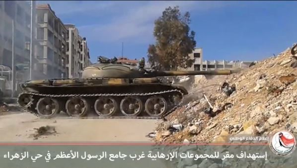 VIDEO REPORT: ISIS Oil Revenues Reduced 70 % in Syria