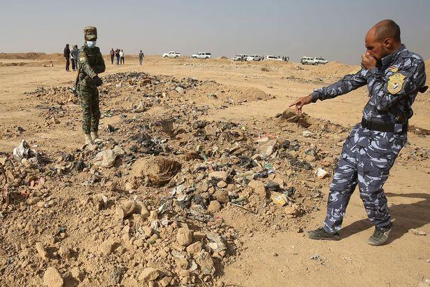mass-grave-found-near-mosul-1