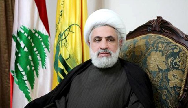 Hezbollah Movement's deputy chief Sheikh Naim Qassem (file photo)