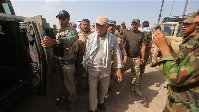 Hashd Al-Shaabi Takes Full Control of ISIS's Mosul-Raqqa Roads