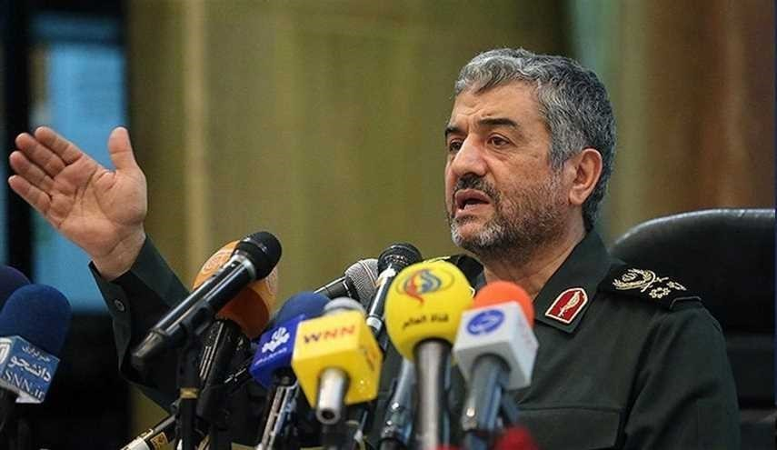 No Iranian Military Forces in Iraq's Mosul: IRGC Commander