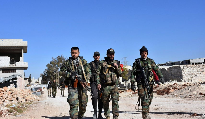Syrian Army Offensive in Aleppo begins for Separating Terror Groups