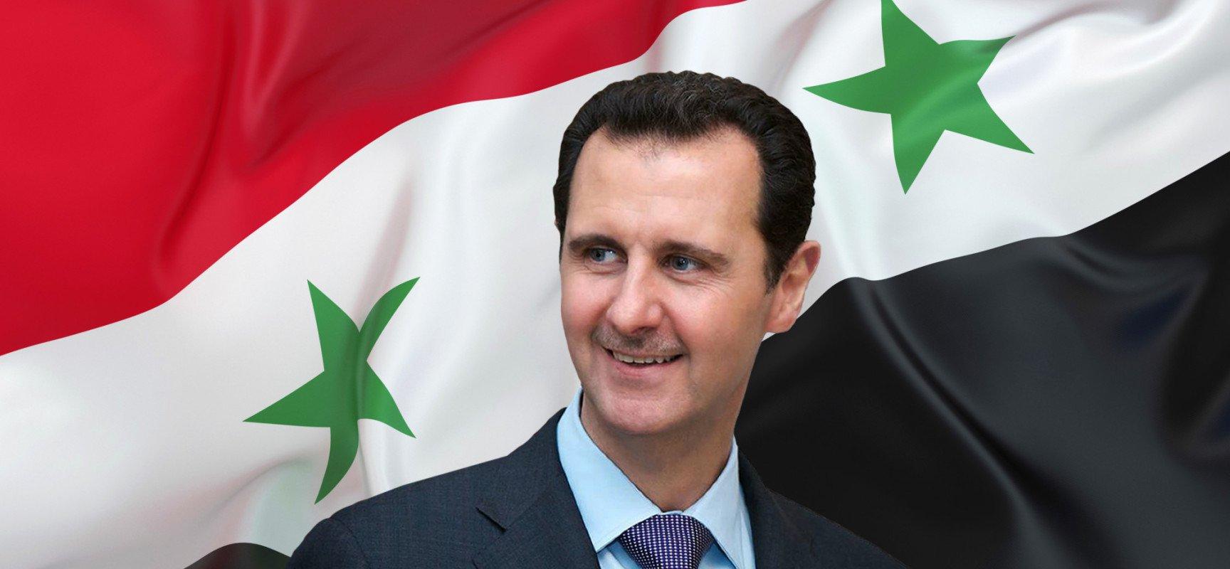 assad-syrie