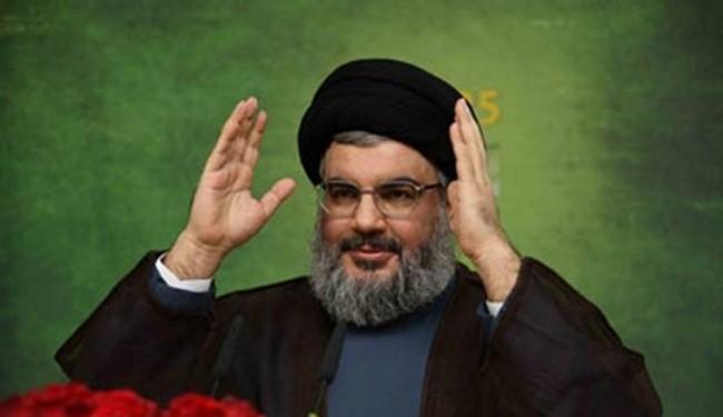 Hezbollah leader Sayyed Hasan Nasrallah