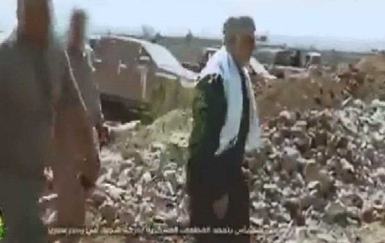 ALEPPO VID: General Qassem Soleimani in Syria