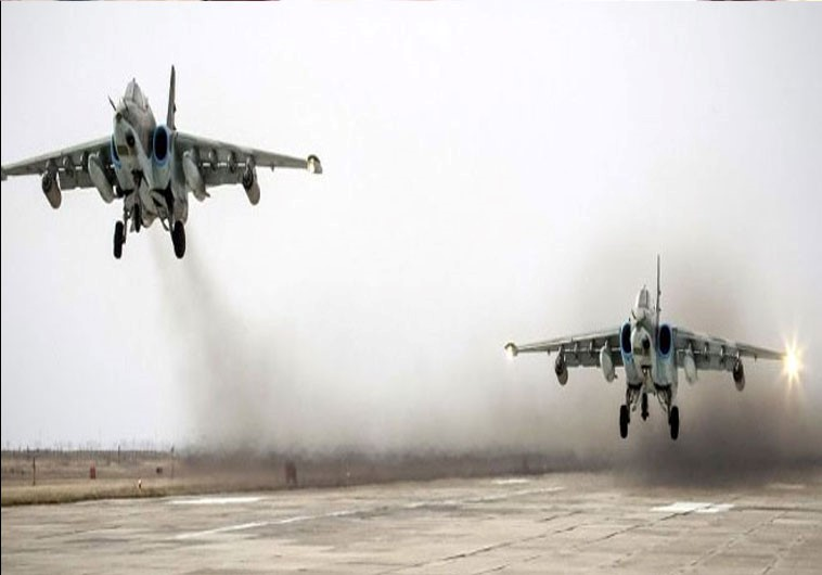 More than 50 Terrorists Killed in Syrian Airstrikes in Hama, Idlib