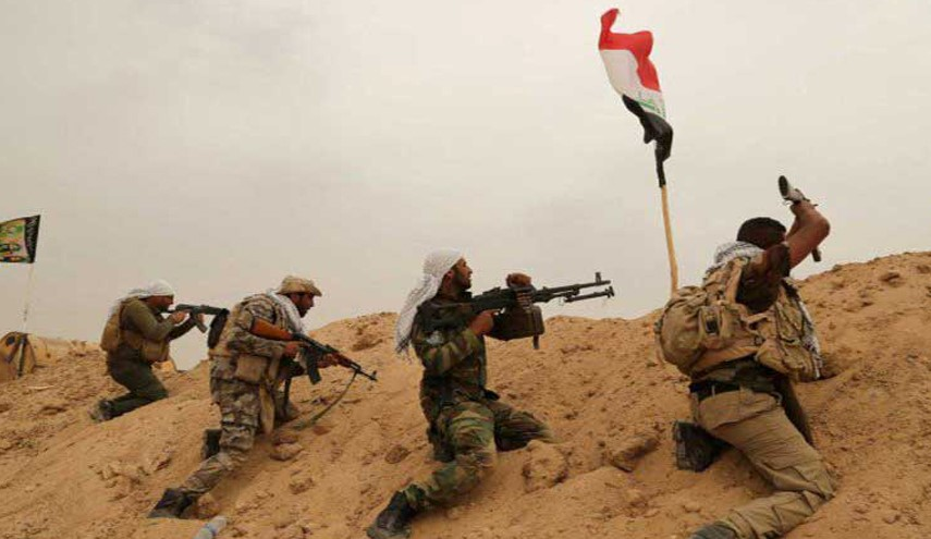 Iraqi Hashd Al-Shaabi Forces Capture Key Region near Mosul