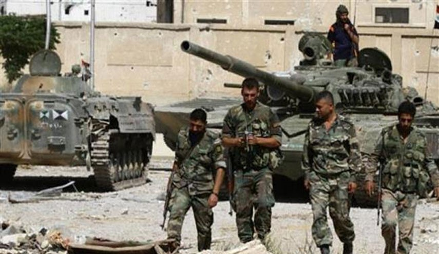 Syrian Army Gets Closer to Jeish Al-Islam's Main Stronghold in Damascus