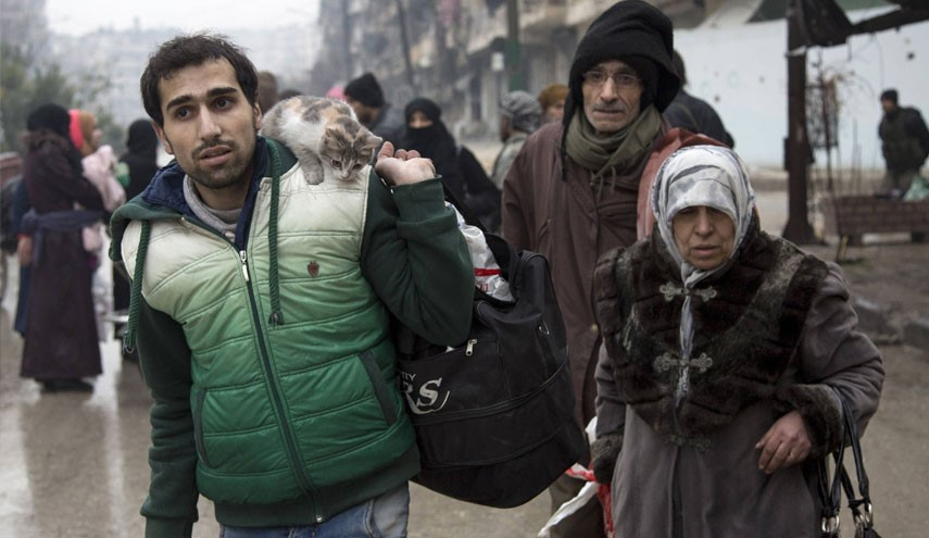 UN Says Militants Using Civilians as Human Shield in Aleppo