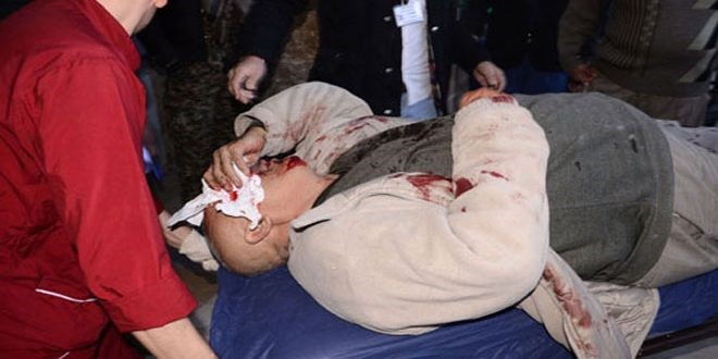 At Least 48 Killed and Injured in Terrorists Mortar Attacks in Aleppo