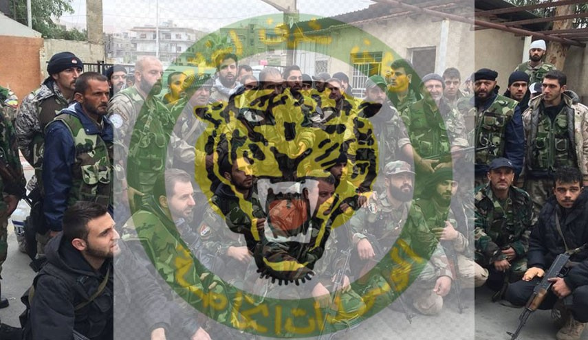 Syrian Tiger Forces Enroute to Homs for Palmyra Liberation after Aleppo