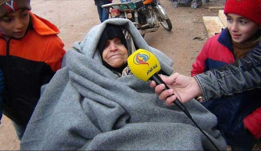 PHOTOS: Injured and Sick People of al-Fu'ah and Kafriya Looking forward to Receive Help