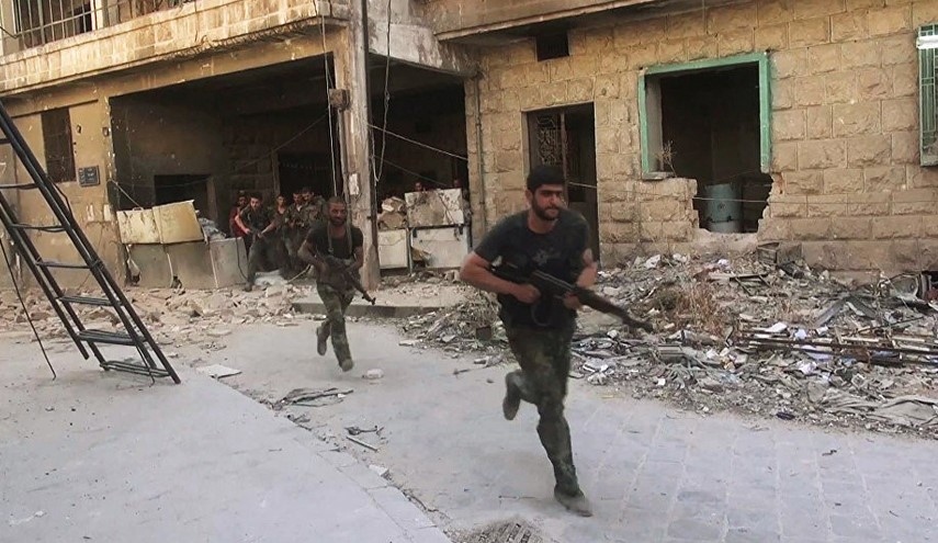 Tens of ISIS Militants Killed by Syrian Army East of Aleppo
