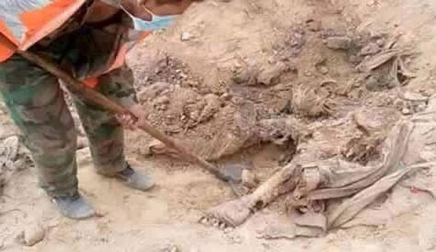 Mass Burials of Dozens of Tortured Syrians Found in Aleppo