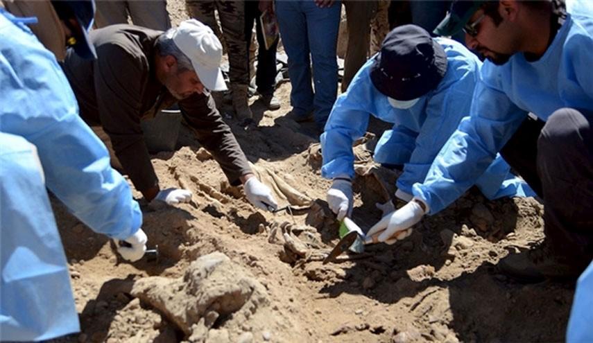VID: Mass Grave of Civilians, Numerous Ammunition Crates Found in Aleppo