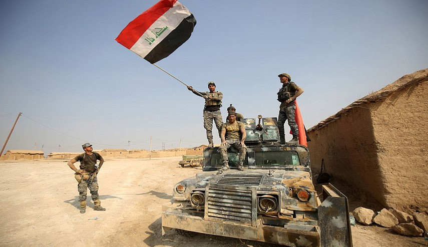 Iraqi Forces Continue Their Advance against ISIS, Enter another Region in Mosul