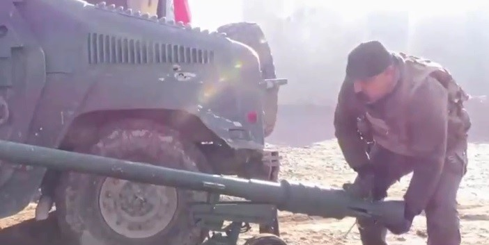 MOSUL VIDEO: Iraqi Forces in Battle with ISIS Terrorists inside Mosul in Second Phase of Operations