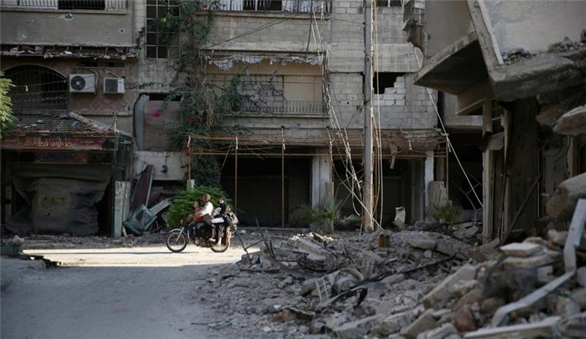 VIDEO: Syrian Fragile Ceasefire Agreement Remains in Place amid Sporadic Crossfires
