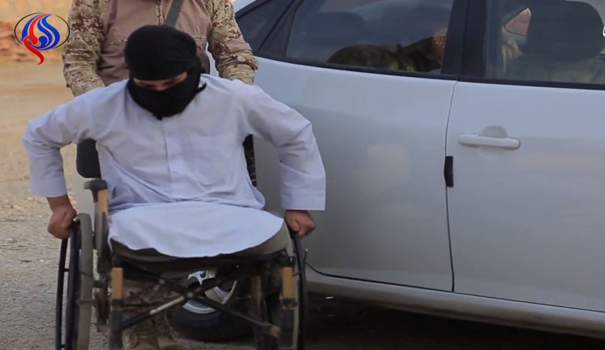 ISIS Uses Wheelchair-Bound Suicide Bomber