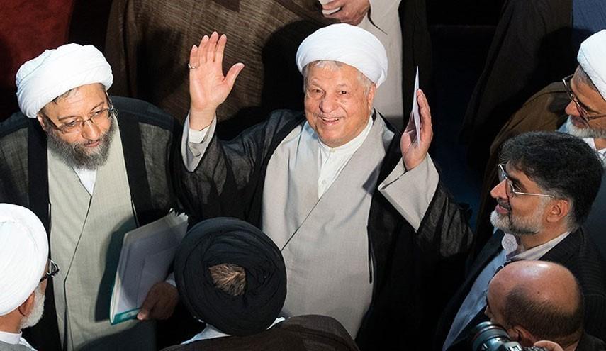 Iran's FM Zarif Condoles Demise of Ayatollah Rafsanjani