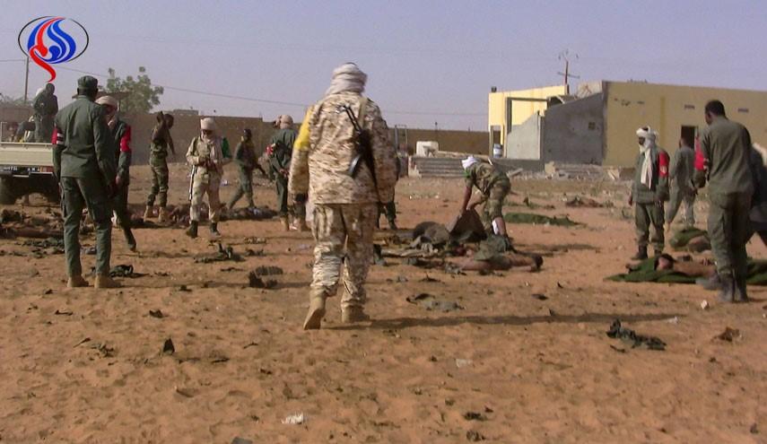 Blast Moment VIDEO: 160 Dead and Injured in Huge Mali Blast