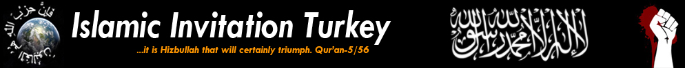 Islamic Invitation Turkey
