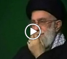 Video- The Leader of Islamic Ummah and Oppressed People Imam Sayyed Ali Khamenei at Ashura Mourning