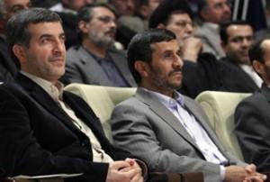 Ahmadinejad-Mashaei