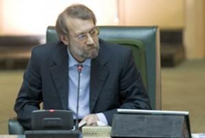 Iran's-Parliament-Speaker-Ali-Larijani