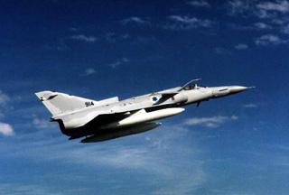 Photo of Israeli fighter jet crashes during test-flight