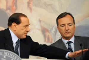 Italian-Prime-Minister-Silvio-Berlusconi-Foreign-Minister-Franco-Frattini