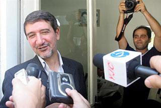 Photo of After interview, Ahmadinejad aide talks veep choice