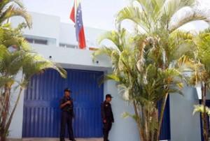 VenezuelanembassyTegucigalpa