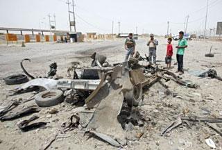Photo of Iraq attack kills 6 Iranian pilgrims, injures 31