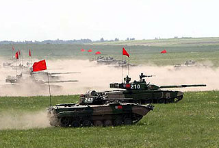 Photo of China, Russia prepare for show of military power