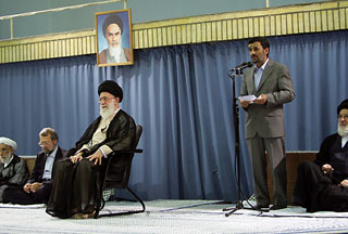 Photo of Ahmadinejad vows stronger global presence