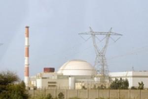 Nuclear Power Plant in Bushehr, Iran
