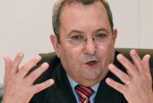 Israeli-Defence-Minister-Ehud-Barak