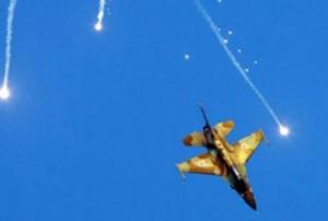 Israeli-jet