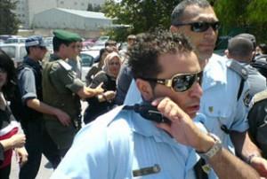 Israeli-police-officers