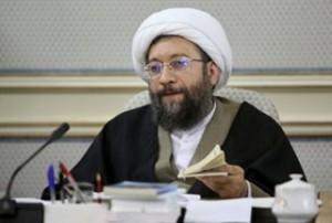 Judiciary-Chief-Sadeq-Larijani