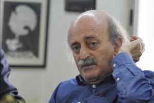 Lebanese-Druz-leader-Walid-Jumblatt