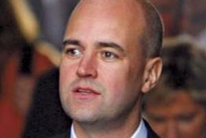 Swedish-Prime-Minister-Fredrik-Reinfeldt