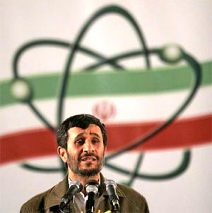 Photo of Ahmadinejad: Iran won't halt nuclear work
