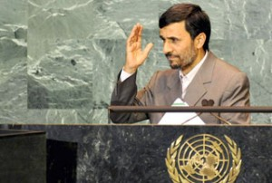 Ahmadinejad-UN-speech