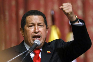 Photo of Chavez: What was it, if not genocide?