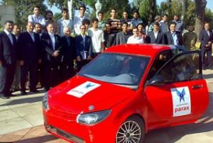 Iran-electric-car