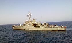 Iran's-Warships