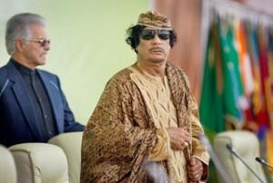Libyan-Leader-Moamar-Gadhafi