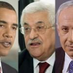 Obama-Abbas-Netanyahu